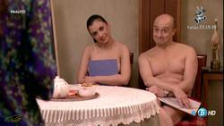 Miren Ibarguren Desnuda Aunque Tapándose Aída Especial 200