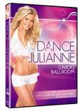 Julianne Hough - Dance With Julianne Cardio Ballroom DVD cover and pic