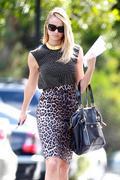 Стейси Кейблер, фото 2959. Stacy Keibler out in LA FEB-28-2012, foto 2959
