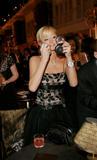 Paris & Nicky Hilton - HBO Golden Globe after-party