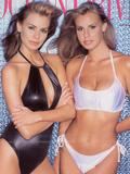 Niki Taylor and Krissy together Foto 3 (Ники Тейлор и Krissy вместе Фото 3)