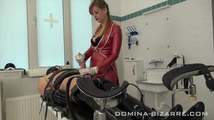 Domina-Bizarre: Lady Grace - Doctor Gracenstein (Part 1-2)