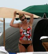 Daisy Fuentes in bikini