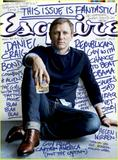 Daniel Craig US Esquire August 2011