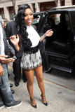 "Brandy Norwood | Outside ""LIVE! with Kelly"" in NY 