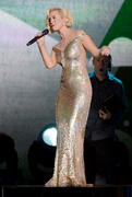 Kellie Pickler- CMA Country Christmas Show Taping in Nashville 11/08/13 (HQ)
