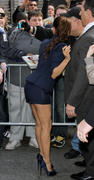 Eva Longoria @ The Late Show with David Letterman, 04/04/2011 - Extremely Leggy!