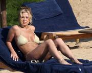 *HQ ADDS* Anastacia - Bikini pics @ Hotel Pitrizza in Porto Cervo 8/13/10