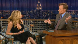 Sarah Chalke - Late Night with Conan O'Brien (2007)
