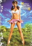 Roxanne Pallett - Bikini Top - SEXY AS HELL - Loaded - July 2008 - (x10)