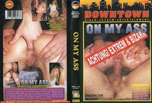 Downtown 14 - On My Ass / Центр Города 14 - На Мою Задницу (DBM) [1990s., All Sex,Anal, DVDRip]