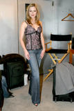 Linda Cardellini Backstage @ Last Call With Carson Daly